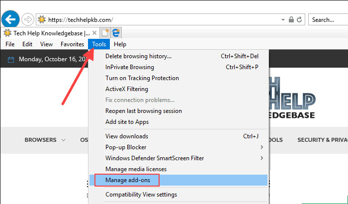 How to enable and disable Java in Internet Explorer