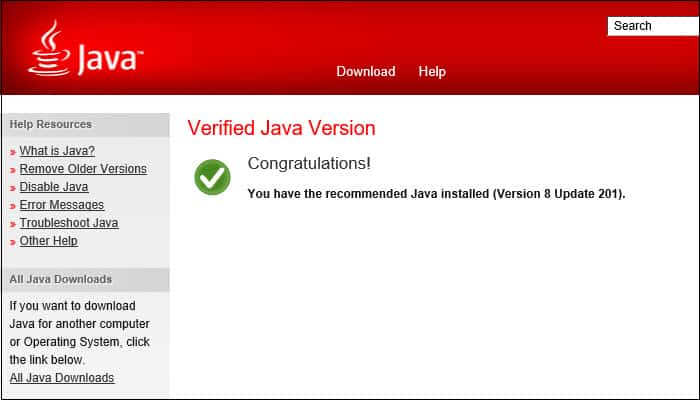 How to test Java on your computer