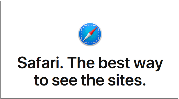 How to update Safari web browser