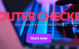 Router Checker: Be safe from DNS hijacking