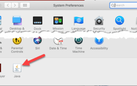 How to find Java version on Mac