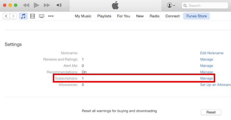 How to stop Apple Music auto renewal