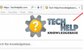 How to hide the Open Microsoft Edge tab in Internet Explorer
