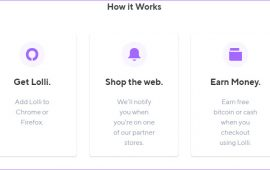 How to earn free Bitcoin when shopping online