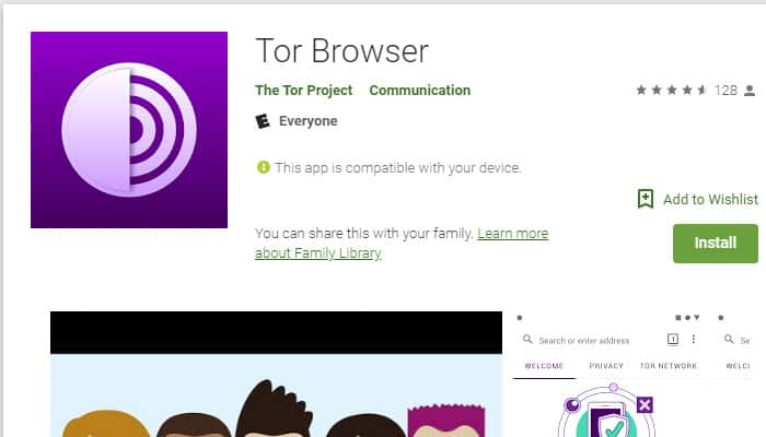 How to download Tor Browser for Android