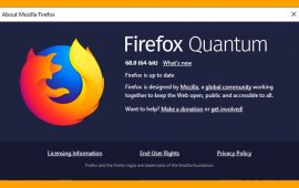 Firefox 68.0 Released